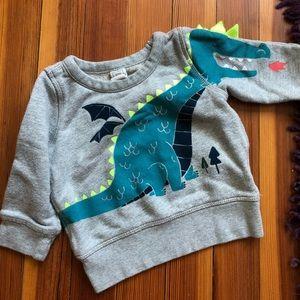 Dragon sweatshirt - cutest ever!!!
